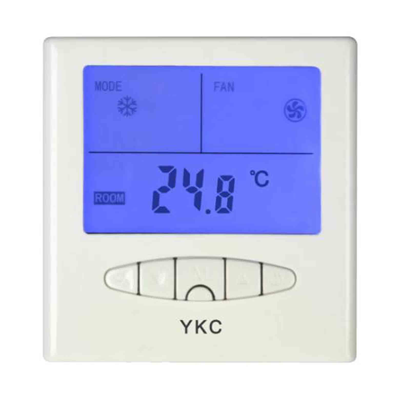 303液晶空調溫控器