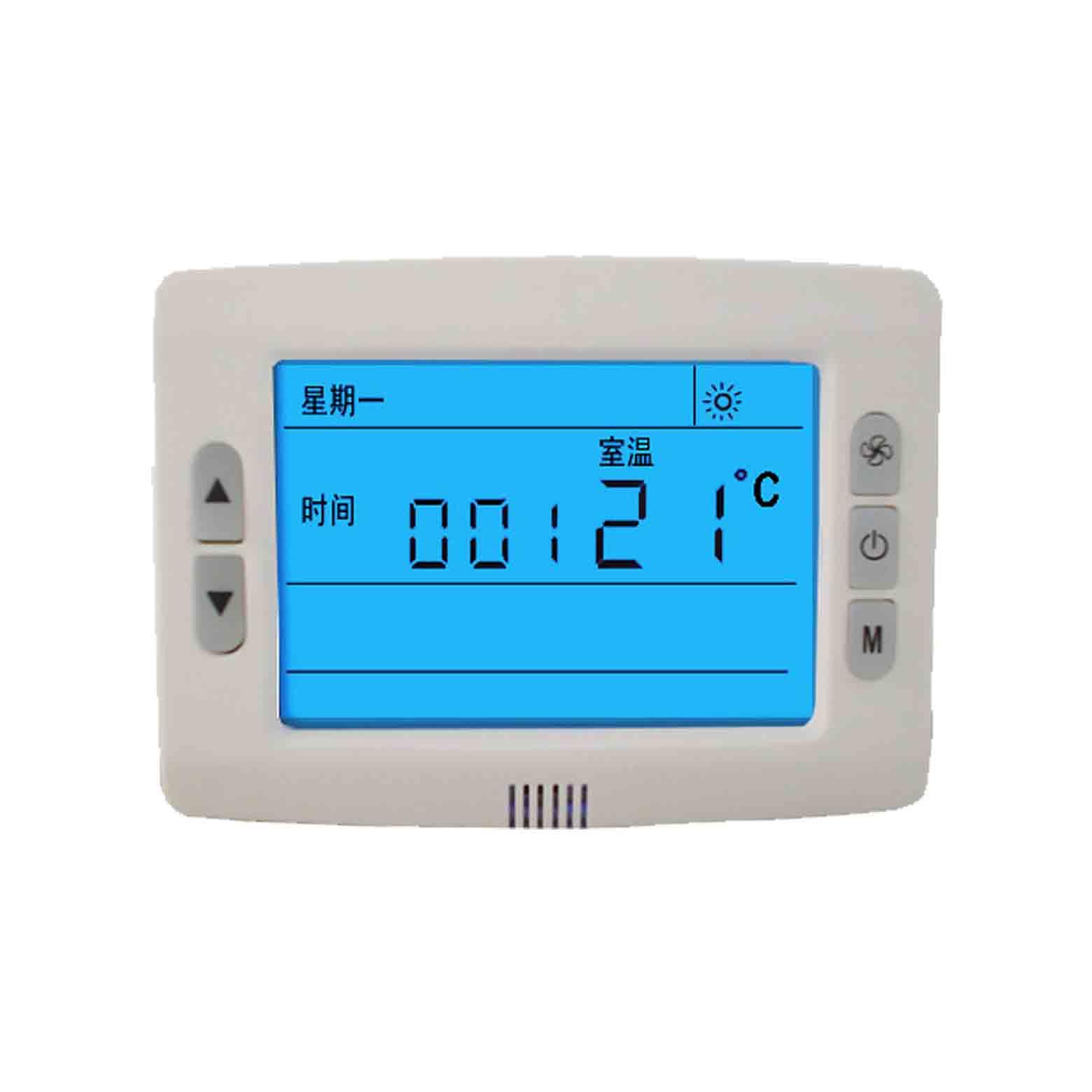 509超大液晶显示温控器