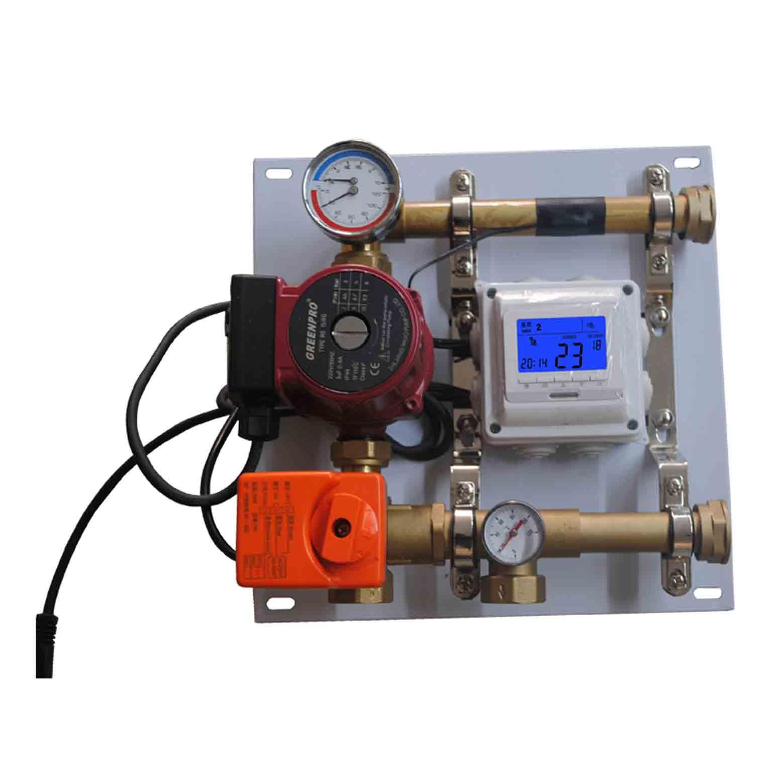 E58智能混水溫控系統