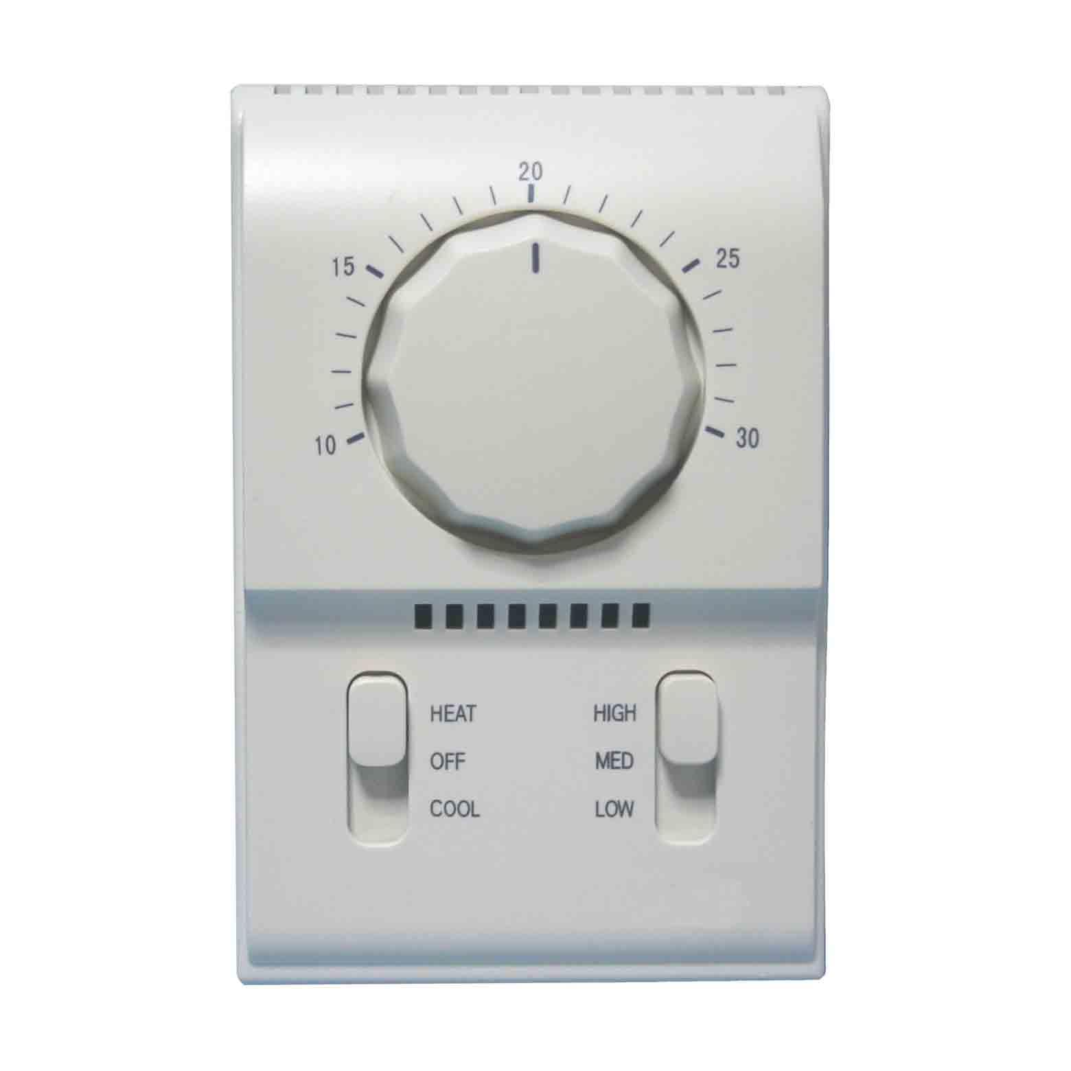 102冷暖風機盤管溫控器