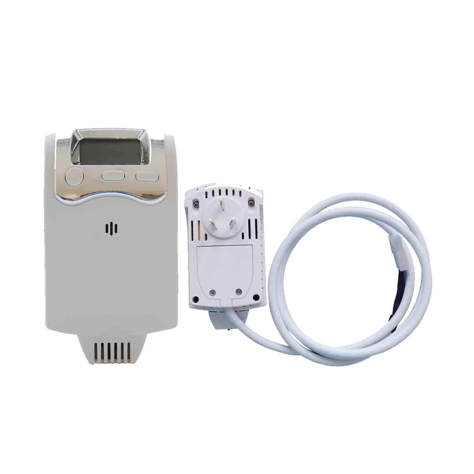 C02插座型采暖溫控器