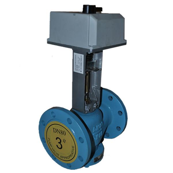 西門子款電動調節閥可手動可自動