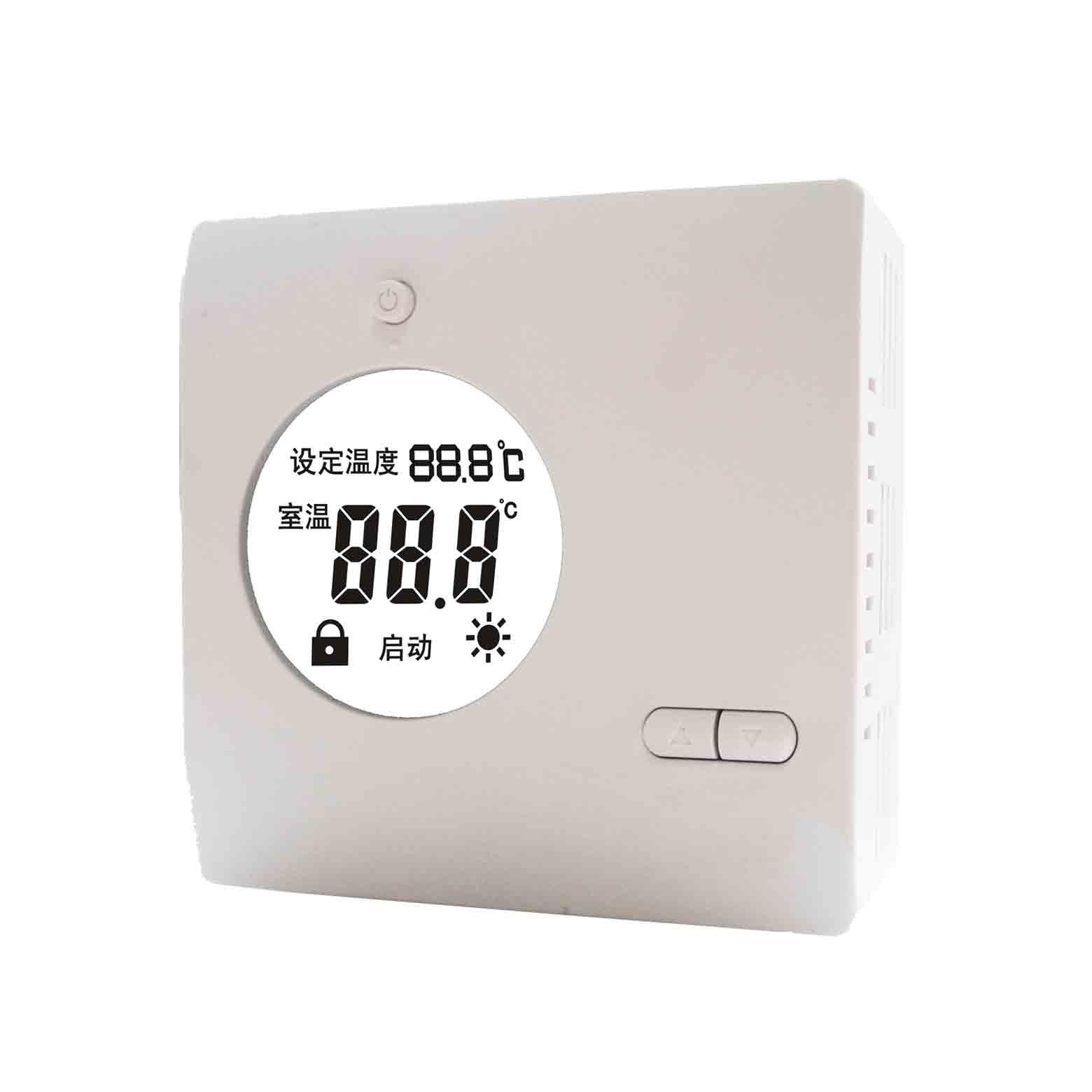 DX02智能明盒液晶采暖溫控器